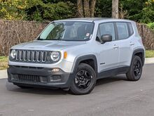 2016_Jeep_Renegade_Sport_ Cary NC