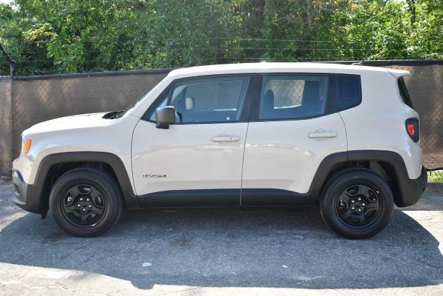 2016 Jeep Renegade Sport FWD Henderson NC