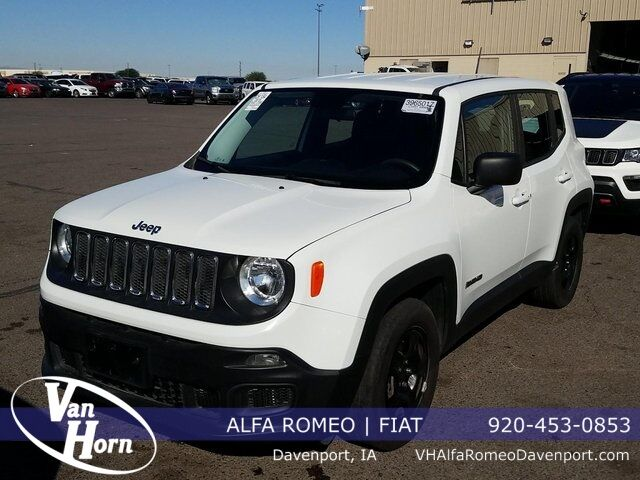 2016 Jeep Renegade Sport Plymouth WI