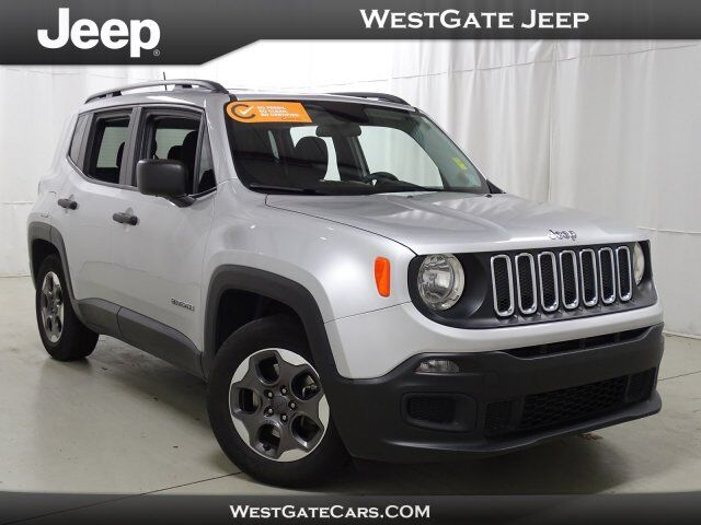 2016 Jeep Renegade Sport Raleigh NC
