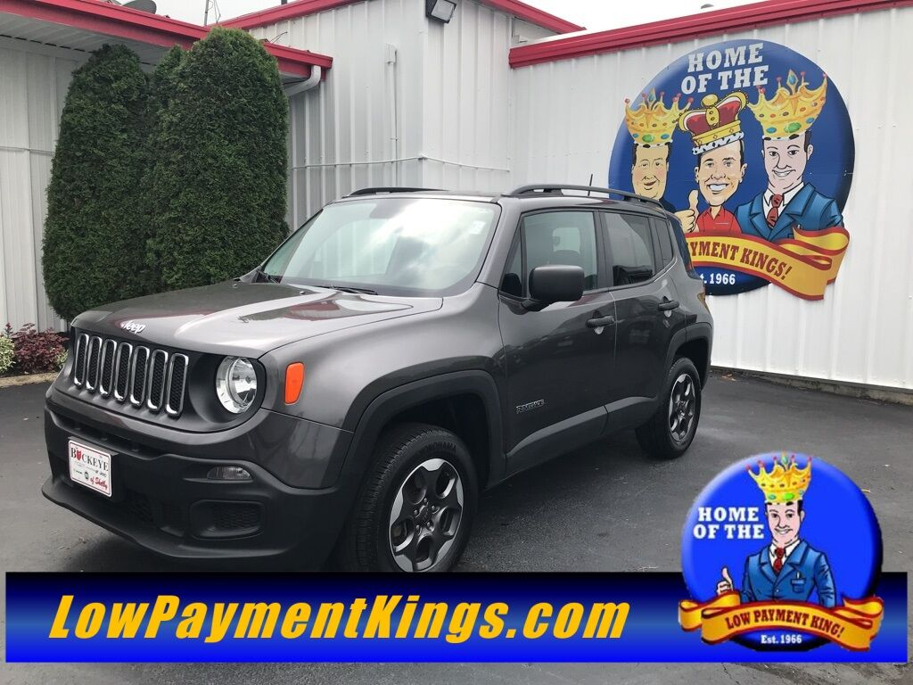 2016 Jeep Renegade Sport Shelby OH