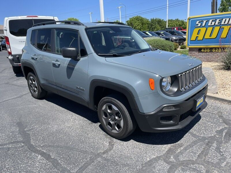 2016 Jeep Renegade Sport St George UT