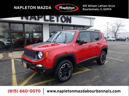 2016_Jeep_Renegade_Trailhawk 4WD_ Bourbonnais IL
