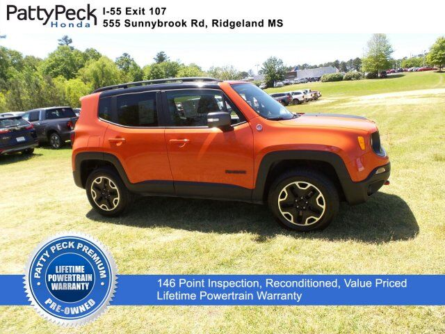 2016 Jeep Renegade Trailhawk 4WD Jackson MS