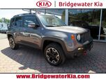 2016 Jeep Renegade Trailhawk 4WD SUV,
