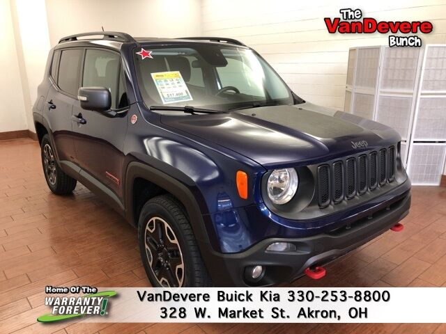 2016 Jeep Renegade Trailhawk Akron OH