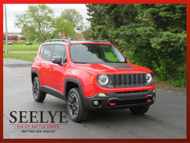 2016 Jeep Renegade Trailhawk Battle Creek MI