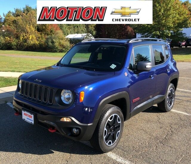 2016 Jeep Renegade Trailhawk Hackettstown NJ