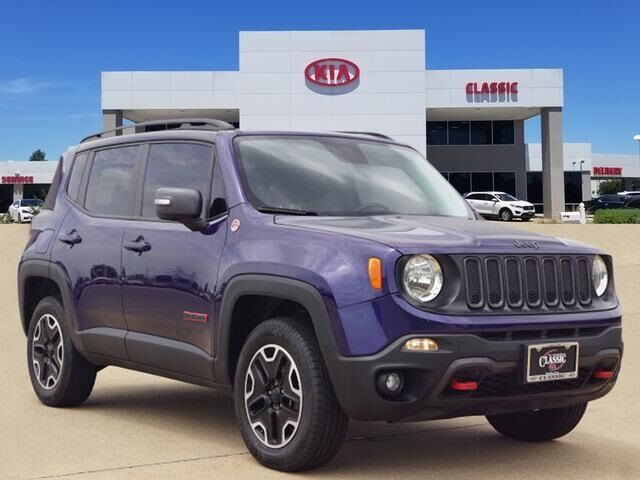 2016 Jeep Renegade Trailhawk Carrollton TX