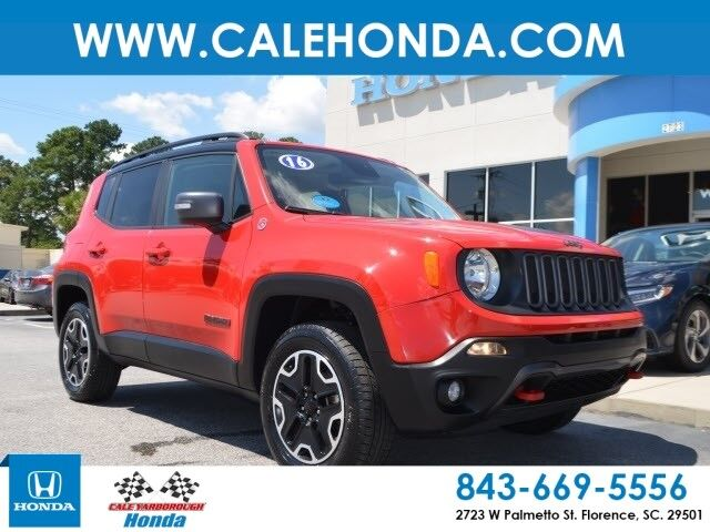 2016 Jeep Renegade Trailhawk Florence SC