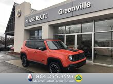 2016_Jeep_Renegade_Trailhawk_ Greenville SC