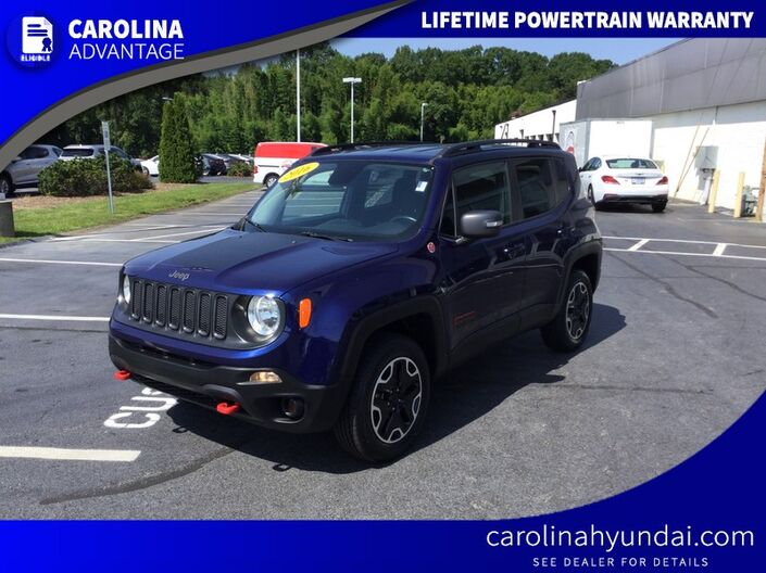 2016 Jeep Renegade Trailhawk High Point NC