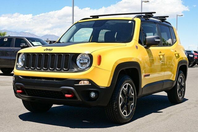 2016 Jeep Renegade Trailhawk Las Vegas NV