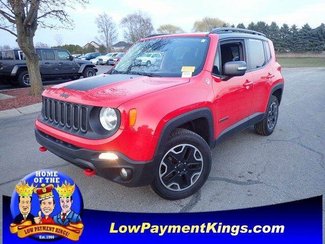 2016 Jeep Renegade Trailhawk Monroe MI