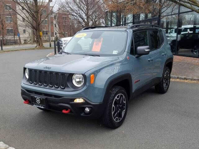 2016 Jeep Renegade Trailhawk Morristown NJ