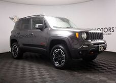 2016_Jeep_Renegade_Trailhawk Nav,Camera,SkyRoof,Heated Seats_ Houston TX