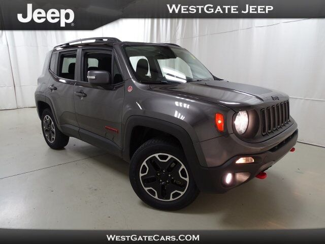 2016 Jeep Renegade Trailhawk Raleigh NC