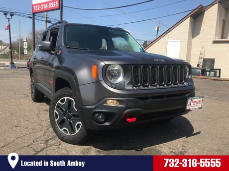2016 Jeep Renegade Trailhawk South Amboy NJ