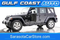 2016_Jeep_WRANGLER UNLIMITED_SPORT! 1-OWNER! 4x4 SOUTHERN CAR! SOFT TOP EXTRA CLEAN LIKE NEW !!_ Sarasota FL