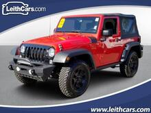 2016_Jeep_Wrangler_4WD 2dr Willys Wheeler_ Cary NC