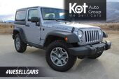 2016 Jeep Wrangler 4WD RUBICON, ONE OWNER, NO ACCIDENTS