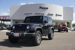 2016_Jeep_Wrangler_Rubicon_ Brownsville TX