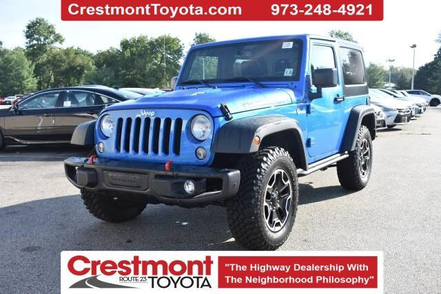 2016 Jeep Wrangler Rubicon Hard Rock Pompton Plains NJ