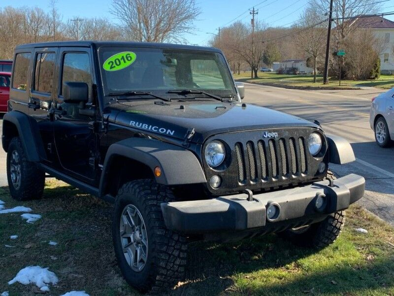2016 Jeep Wrangler Rubicon Little Valley NY