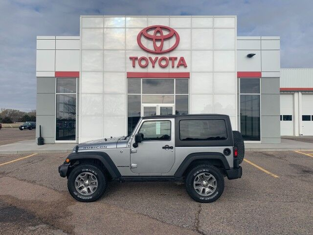 2016 Jeep Wrangler Rubicon North Platte NE