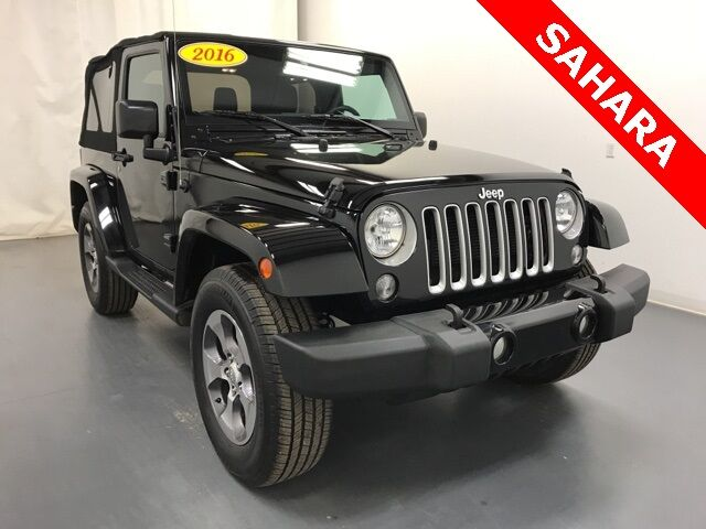 2016 Jeep Wrangler Sahara Holland MI