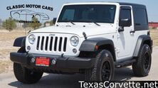 Jeep Wrangler Sport 6-Spd Manual Lubbock TX