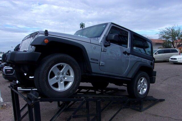 2016 Jeep Wrangler Sport Apache Junction AZ