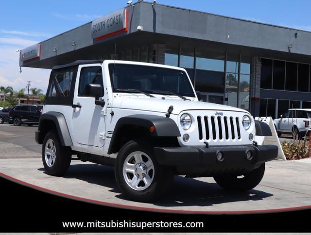 2016 Jeep Wrangler Sport Costa Mesa CA