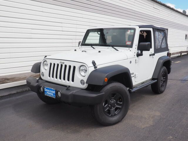 2016 Jeep Wrangler Sport Portsmouth NH