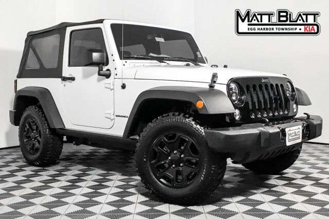 2016 Jeep Wrangler Sport Egg Harbor Township NJ