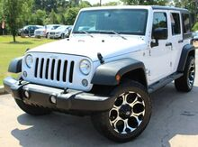 2016_Jeep_Wrangler Unlimited_** SPORT ** w/ SATELLITE & TOW PACKAGE_ Lilburn GA