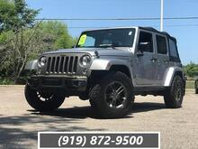 2016_Jeep_Wrangler Unlimited_4WD 4dr 75th Anniversary_ Cary NC