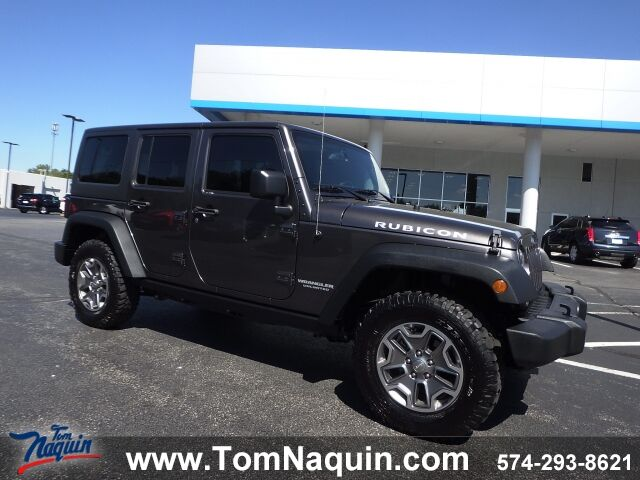 2016 Jeep Wrangler Unlimited 4WD 4dr Rubicon Elkhart IN