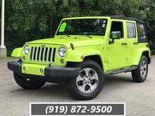 2016_Jeep_Wrangler Unlimited_4WD 4dr Sahara_ Cary NC