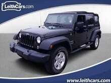 2016_Jeep_Wrangler Unlimited_4WD 4dr Sport_ Cary NC