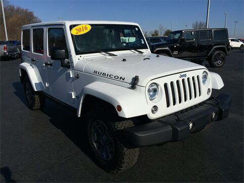 2016_Jeep_Wrangler Unlimited_4WD RUBICON_ Evansville IN