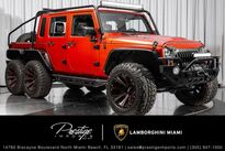 Jeep Wrangler Unlimited 6X6 HellCat Rubicon 2016