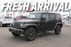 2016_Jeep_Wrangler Unlimited_75th Anniversary_ Brownsville TX