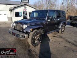 2016_Jeep_Wrangler Unlimited_75th Anniversary_ Middlebury IN