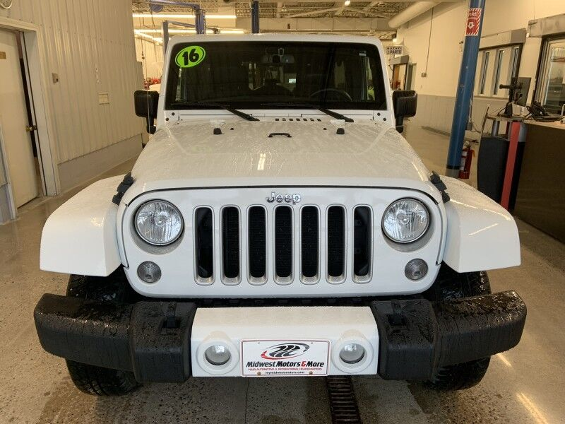 2016 Jeep Wrangler Unlimited 75th Anniversary Moorhead MN