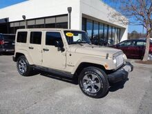 2016_Jeep_Wrangler Unlimited_75th Anniversary_ Sumter SC