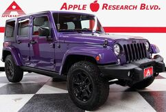 2016_Jeep_Wrangler Unlimited_Backcountry_ Austin TX