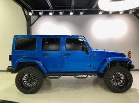 Jeep Wrangler Unlimited Backcountry 2016