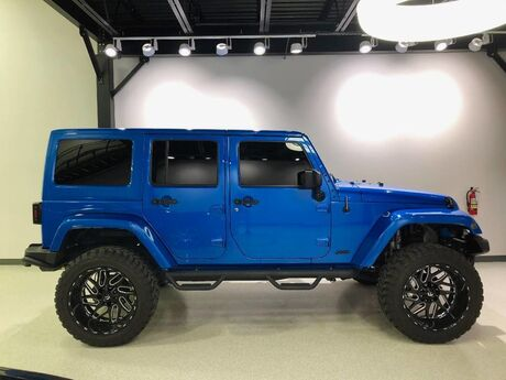 2016 Jeep Wrangler Unlimited Backcountry Tampa FL