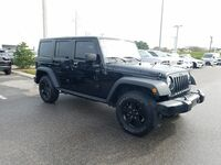 Jeep Wrangler Unlimited Black Bear 2016